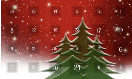 Advent Calendar for Runners