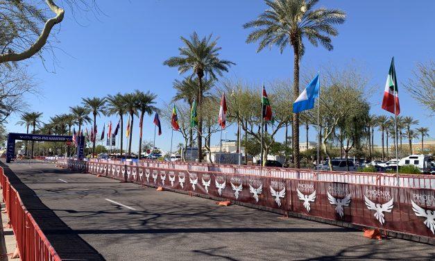 Phoenix Mesa Marathon – Qualifying for Boston, Running Your Dreams!