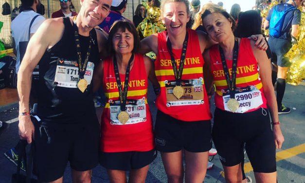 Top 5 Tuesdays: Top 5 marathon finishes