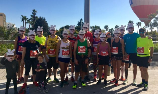 Limassol Marathon – Run with a Smile