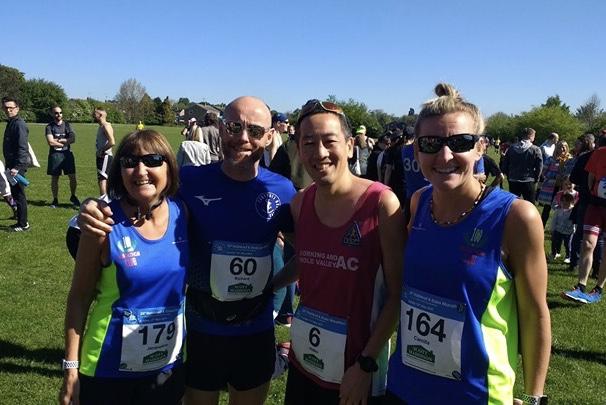 Halstead Marathon – DNF