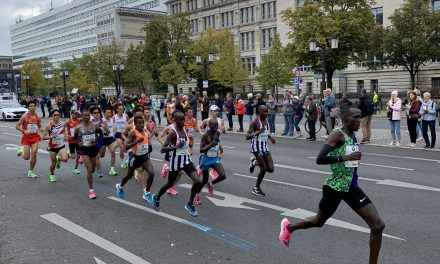 Berlin Marathon – Cheer Squad (Being a supporter)