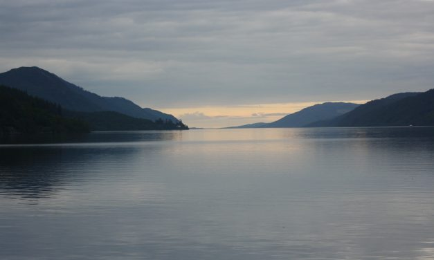 The Loch Ness Marathon – For Brave Hearts Only