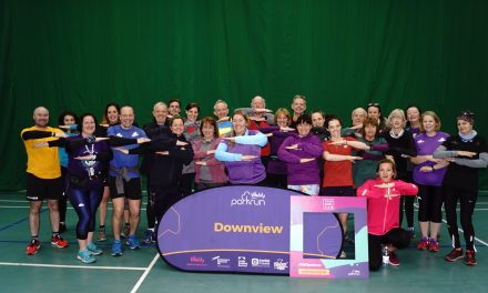 HMP Downview parkrun – International Women's Day