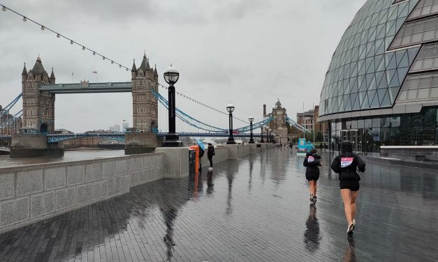 Virgin Money London Marathon – #The40thRace