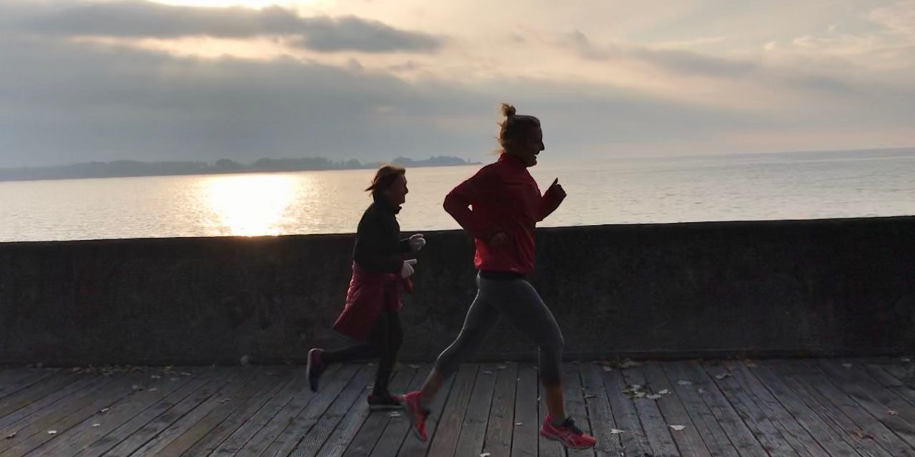 Top Five Tuesdays : Top Five Favourite Places to Run