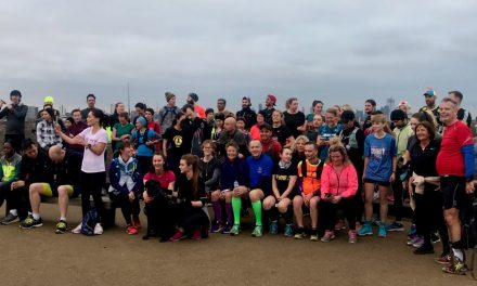 Big End of Year Run – London 31st December 2018 – perfect ending to a brilliant year