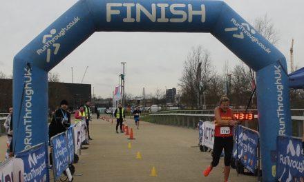 The Art of Warm-up – the Run Through Olympic Park 10k