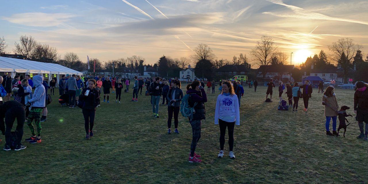 Running isn't all about racing – Phoenix Marathon to Hampton Court half