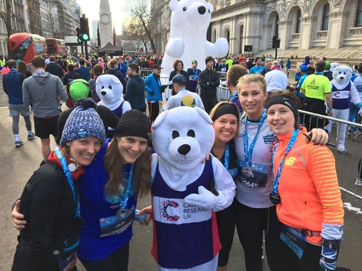 Cancer Research London Winter 10k – 10 reasons why we keep going back for more