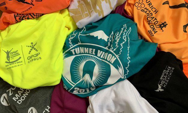Top 5 Tuesdays – Top 5 Marathon T-Shirts