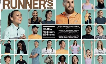 Friends Like These…..Runner's World Covers