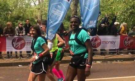 The London Marathon – Inspirational Miles