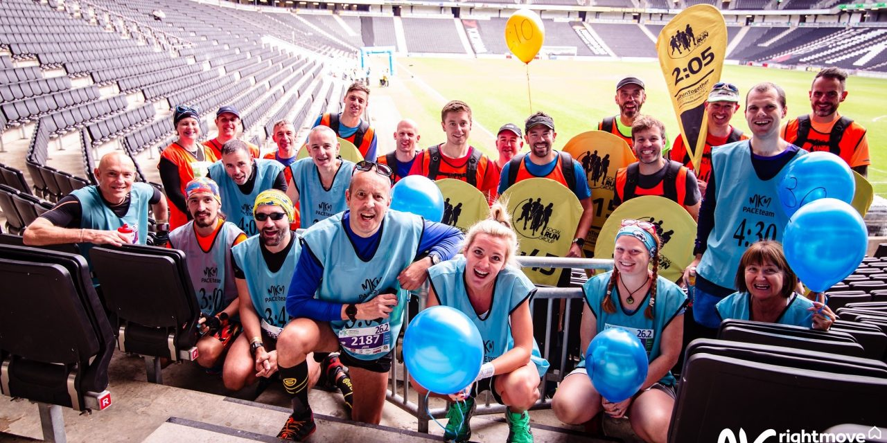 Milton Keynes Marathon – So much more than roundabouts and Concrete Cows