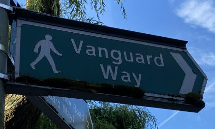 The Vanguard Way – Running in Covid Times